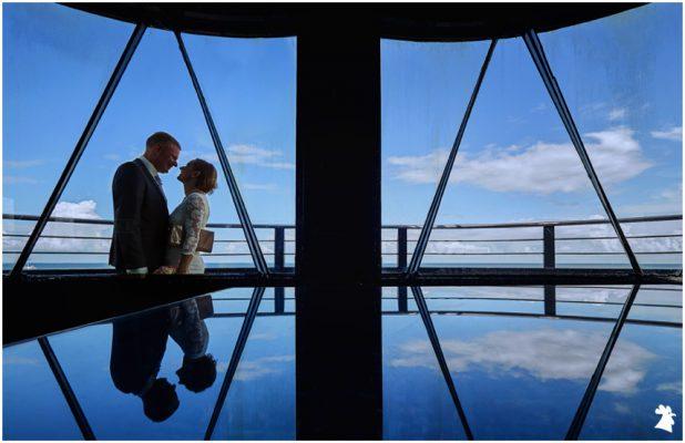 Hochzeit im alten Leuchtturm Wangerooge