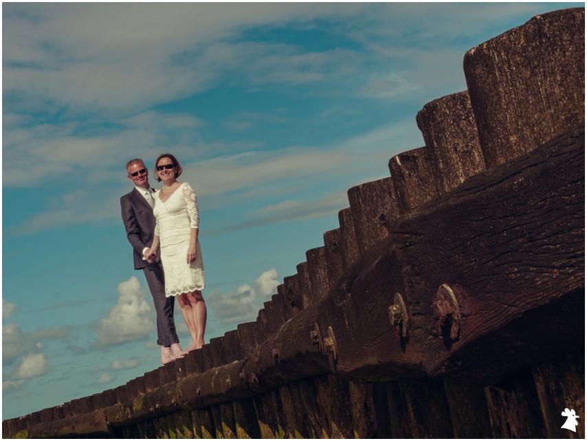 Hochzeit Leuchtturm Wangerooge