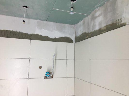 Badezimmer Ferienwohnung Wangerooge