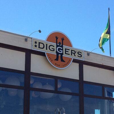 Restaurant Diggers Wangerooge